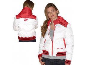 Bunda - Bubble - Detroit Red Wings - dámská