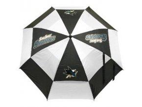 Deštník - San Jose Sharks