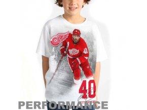 Dětské tričko Henrik Zetterberg Detroit Red Wings Highlight