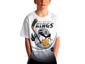 Dětské tričko Los Angeles Kings Hockey Birds Highlight