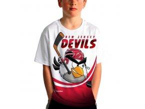 Dětské tričko New Jersey Devils Hockey Birds Highlight