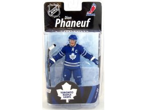 Figurka - McFarlane -  Action Figure Series 27 - Dion Phaneuf Blue Jersey