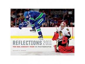 Foto ročenka - The NHL Hockey Year in Photographs Book 2011