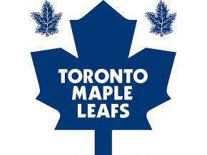 Logo na stěnu - Peel and Stick - Toronto Maple Leafs