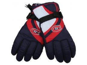 Lyžařské rukavice - Montreal Canadiens