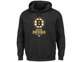 Mikina - Boston Bruins - Critical Victory - VIII - černá