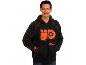 Mikina - Metallic Logo - Philadelphia Flyers