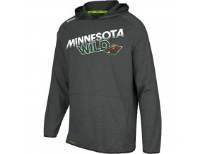 Mikina - Travel and Training Performance - Minnesota Wild