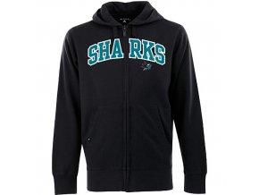Mikina - Zip - San Jose Sharks