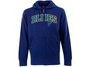 Mikina - Zip - St. Louis Blues