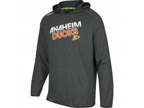 Mikina Anaheim Ducks Travel and Training Performance