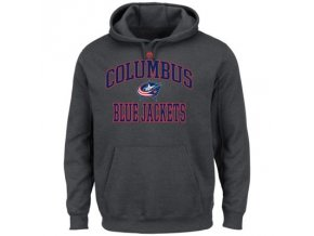 Mikina Columbus Blue Jackets Heart and Soul