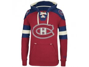 Mikina Montreal Canadiens CCM Pullover Hoodie