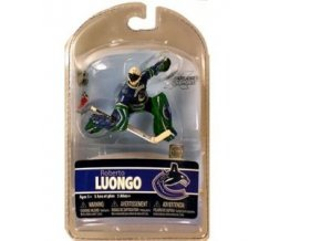 Mini figurka - McFarlane - Roberto Luongo (Vancouver Canucks)