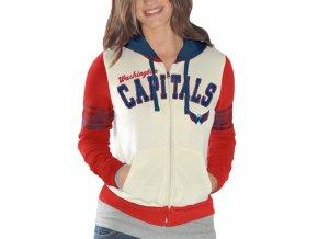 NHL dámská mikina Washington Capitals POWERHOUSE