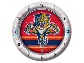 NHL nástěnné hodiny Florida Panthers