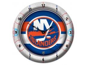 NHL nástěnné hodiny New York Islanders