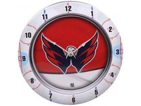 NHL nástěnné hodiny Washington Capitals