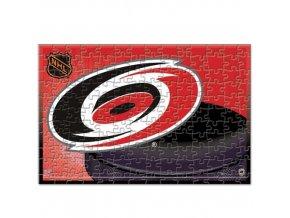 NHL puzzle Carolina Hurricanes 150 dílků