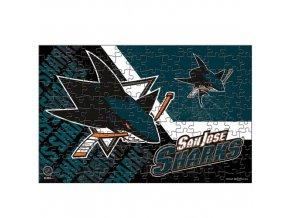 NHL puzzle San Jose Sharks 150 dílků