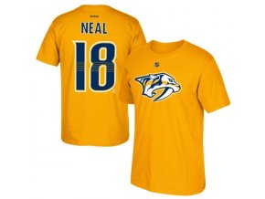 NHL tričko James Neal #18 Nashville Predators