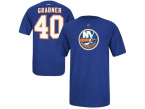 NHL tričko Michael Grabner #40 New York Islanders