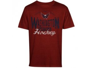 NHL tričko Washington Capitals Half-Time Tri-Blend