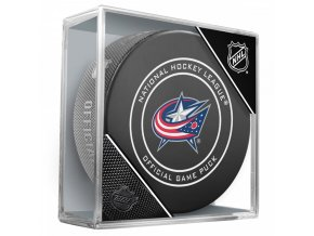 Puk Columbus Blue Jackets Official Game Puck