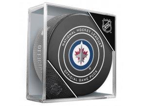 Puk Winnipeg Jets Official Game Puck