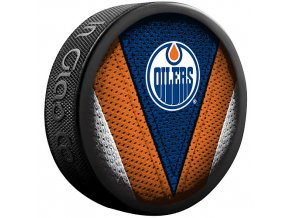 Puk - Stitch - Edmonton Oilers