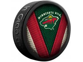 Puk - Stitch - Minnesota Wild
