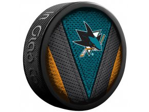 Puk - Stitch - San Jose Sharks