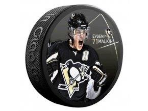 Puk Evgeni Malkin #71 Pittsburgh Penguins