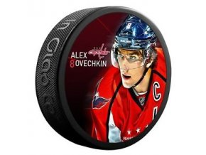 Puk Alex Ovechkin #8 Washington Capitals