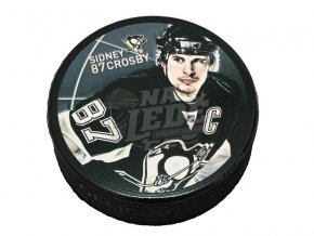 Puk Sidney Crosby #87 Pittsburgh Penguins