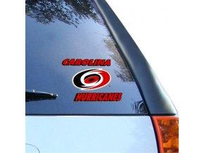 Samolepka - Carolina Hurricanes