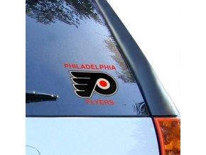 Samolepka - Philadelphia Flyers