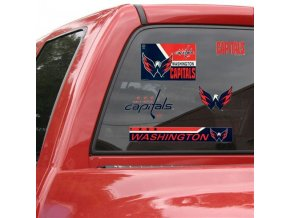 Samolepky - Washington Capitals