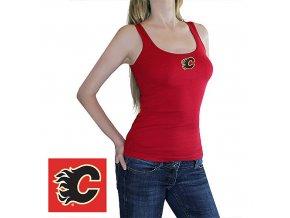 Top - Tank - Calgary Flames
