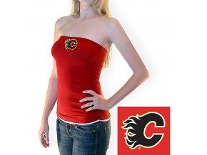 Top - Tube - Calgary Flames