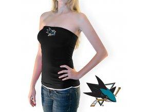Top - Tube - San Jose Sharks