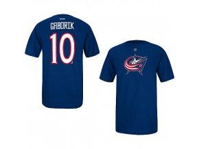 Tričko - #10 - Marián Gáborík - Columbus Blue Jackets