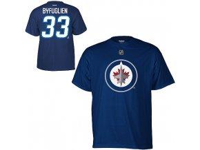 Tričko - #33 - Dustin Byfuglien - Winnipeg Jets