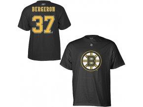 Tričko - #37 - Patrice Bergeron - Boston Bruins