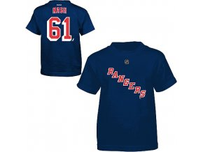Tričko - #61 - Rick Nash - New York Rangers - dětské