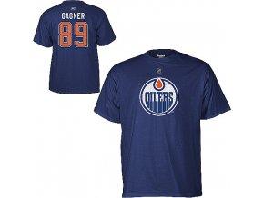 Tričko - #89 - Sam Gagner - Edmonton Oilers