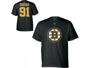 Tričko - #91 - Marc Savard - Boston Bruins