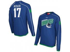 Tričko - Faceoff Jersey - Vancouver Canucks Ryan Kesler