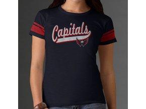 Tričko - Game Time - Washington Capitals - dámské