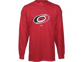 Tričko - Primary Logo - Carolina Hurricanes - dlouhý rukáv